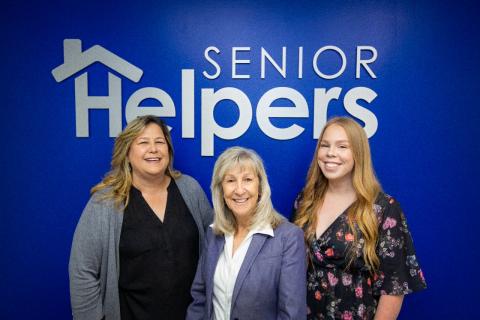 Client Testimonial: Senior Helpers Long Term Care Insurance